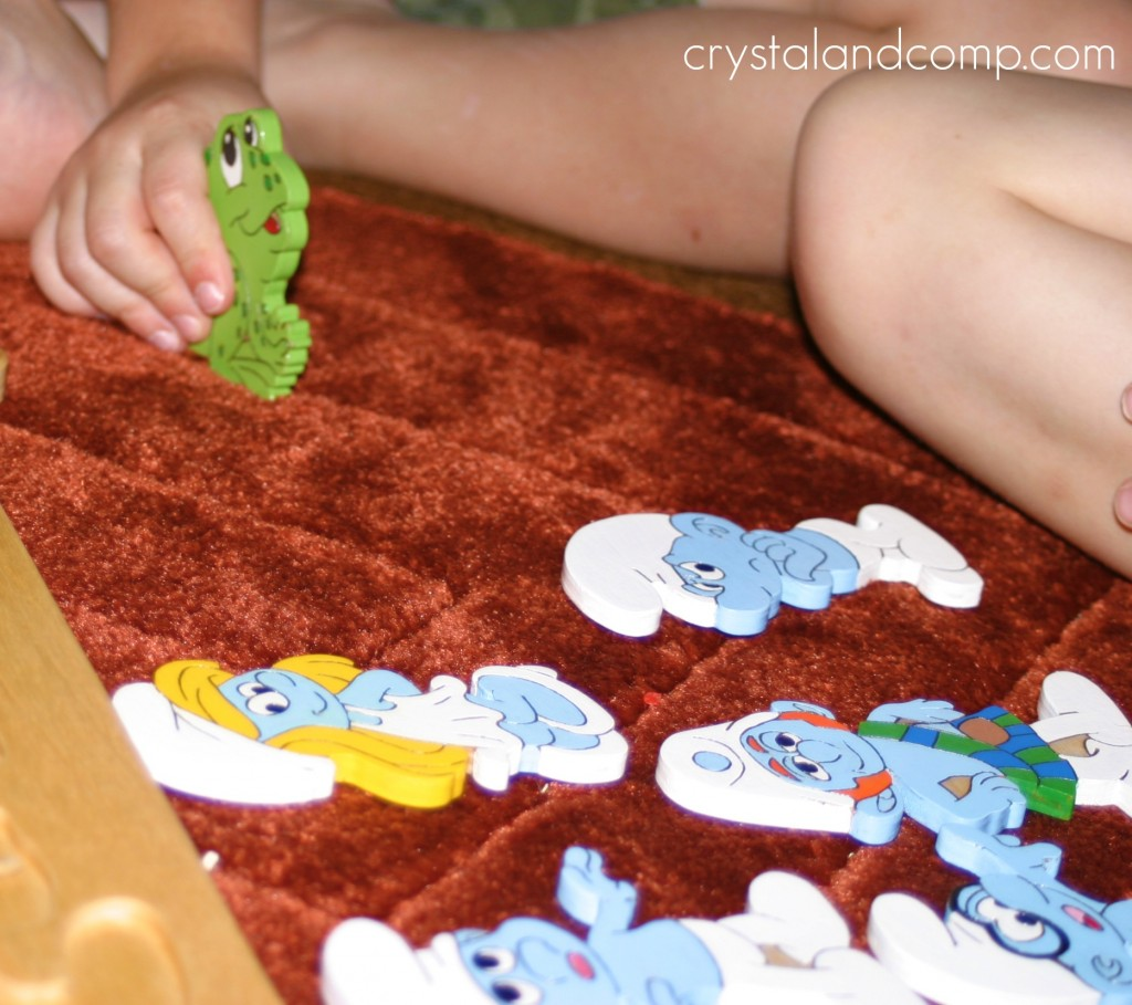 Wooden Name Puzzle By Tlc Woodcrafters Giveaway