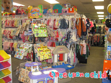 $25 Worth of Children's Consignment at Once Upon A Child ...