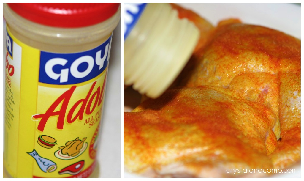 Easy Recipes Puerto Rican Chicken