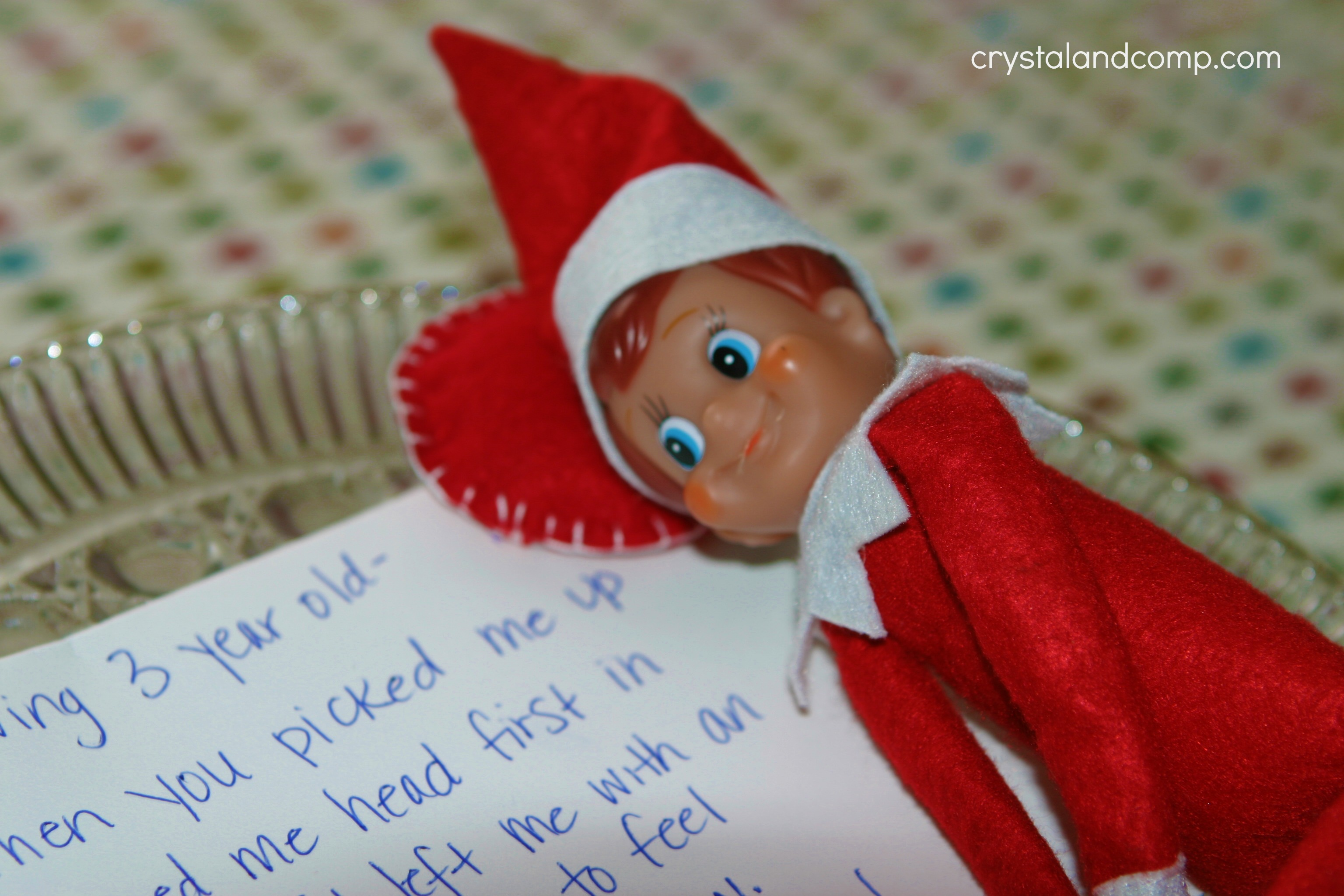 Elf On The Shelf Had A Bad Fall Elfontheshelf