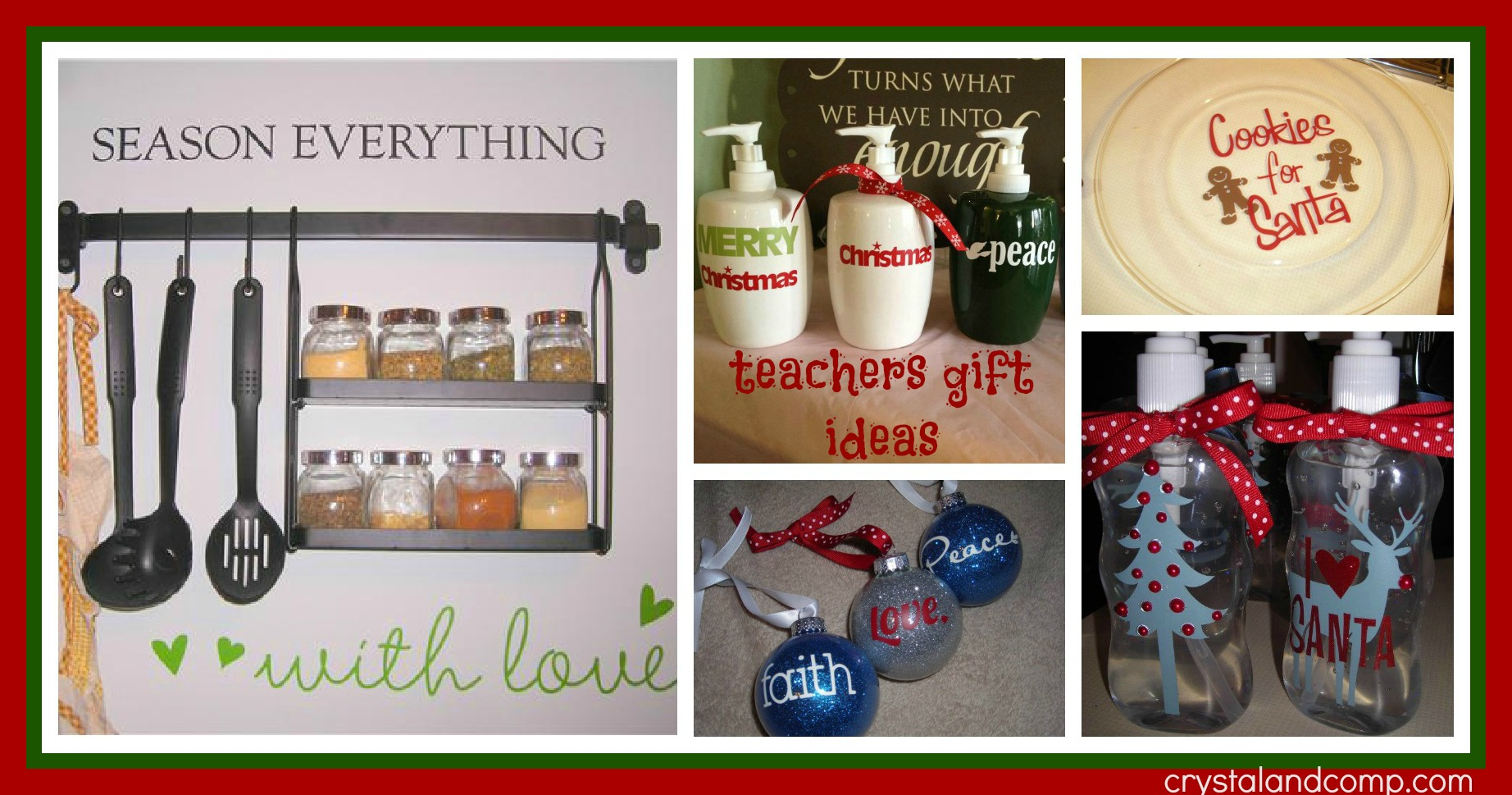 Vinyl Lettering: Affordable Christmas Gift Ideas (Discount Code ...