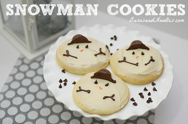 Snowman-Cookies-BarnsandNoodles