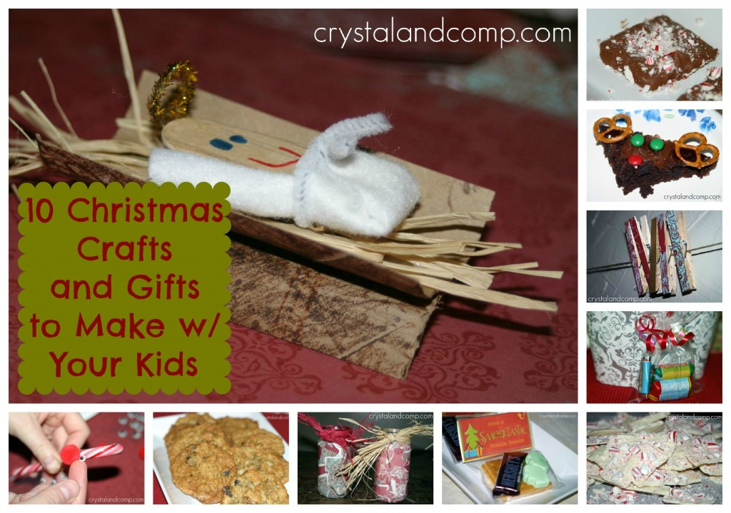 Christmas Crafts: 10 Affordable Crafts and Homemade Gifts You Can ...