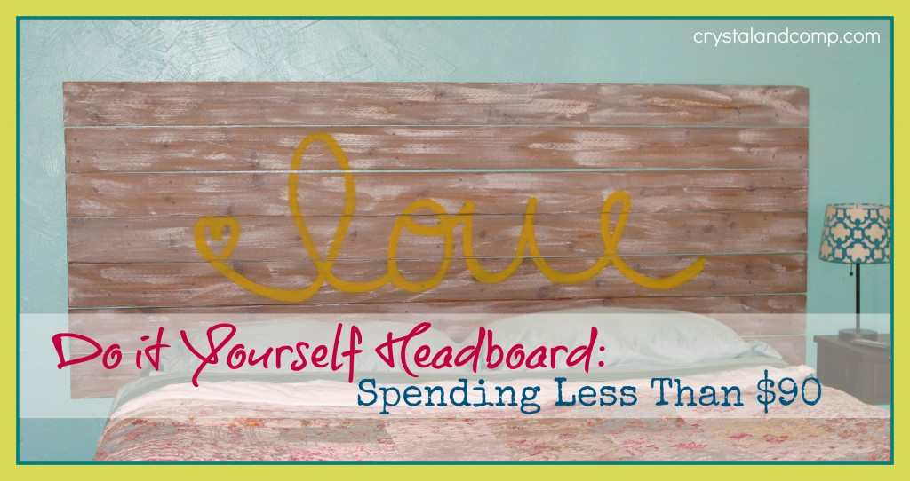 do it yourself headboard