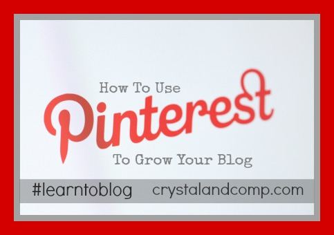 use pinterest to grow blog