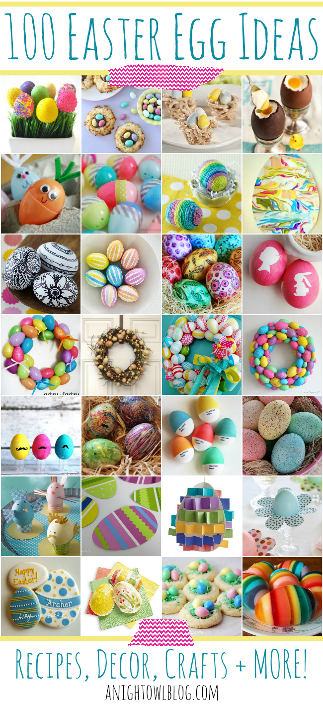 Easter Crafts A Roundup Of Ideas For Kids
