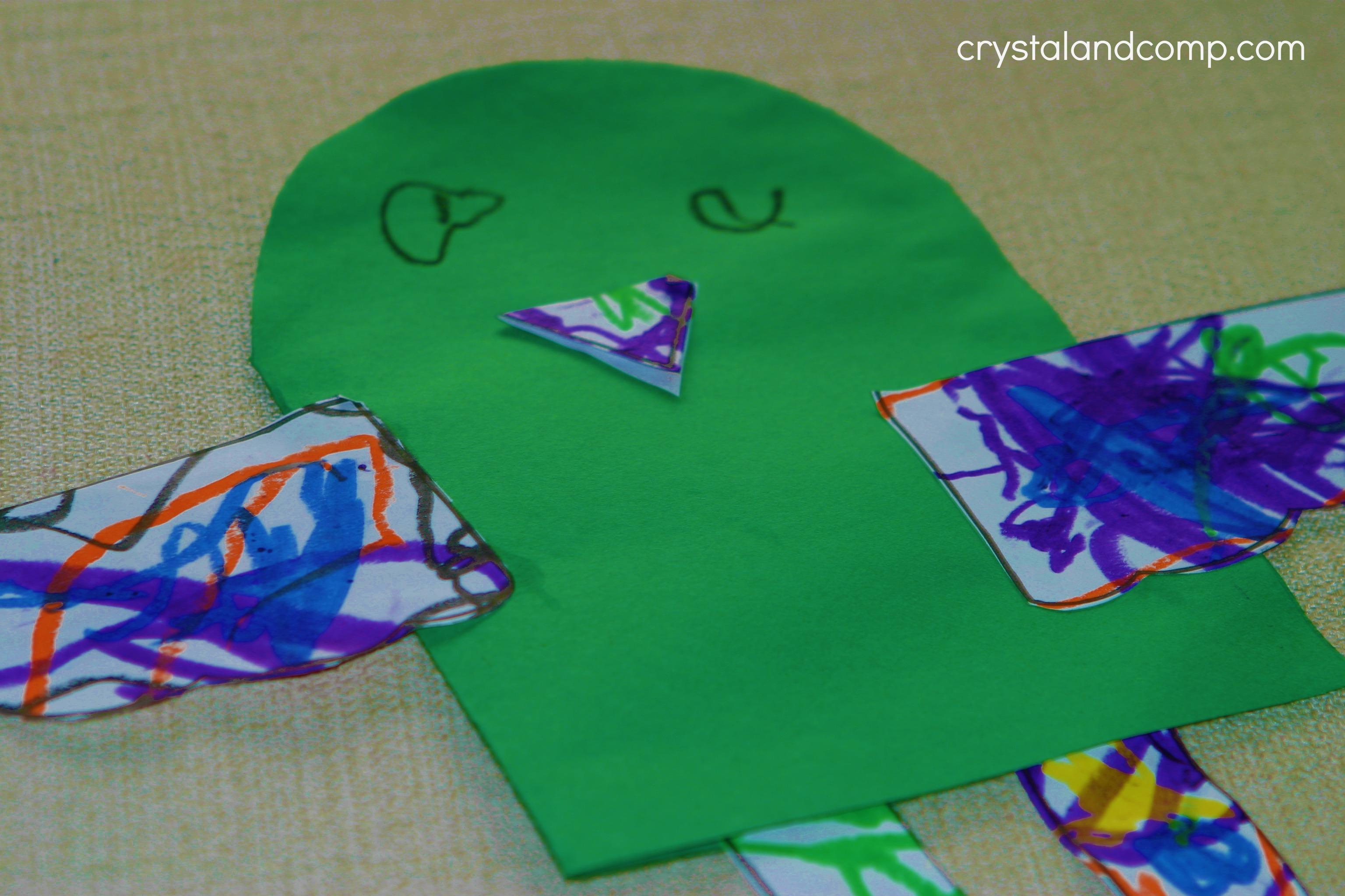 Homeschool How To Make Nursery Rhyme Pockets For Preschoolers
