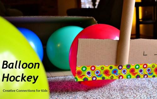 Balloon-Hockey