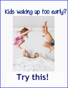 Kids-waking-up-too-early