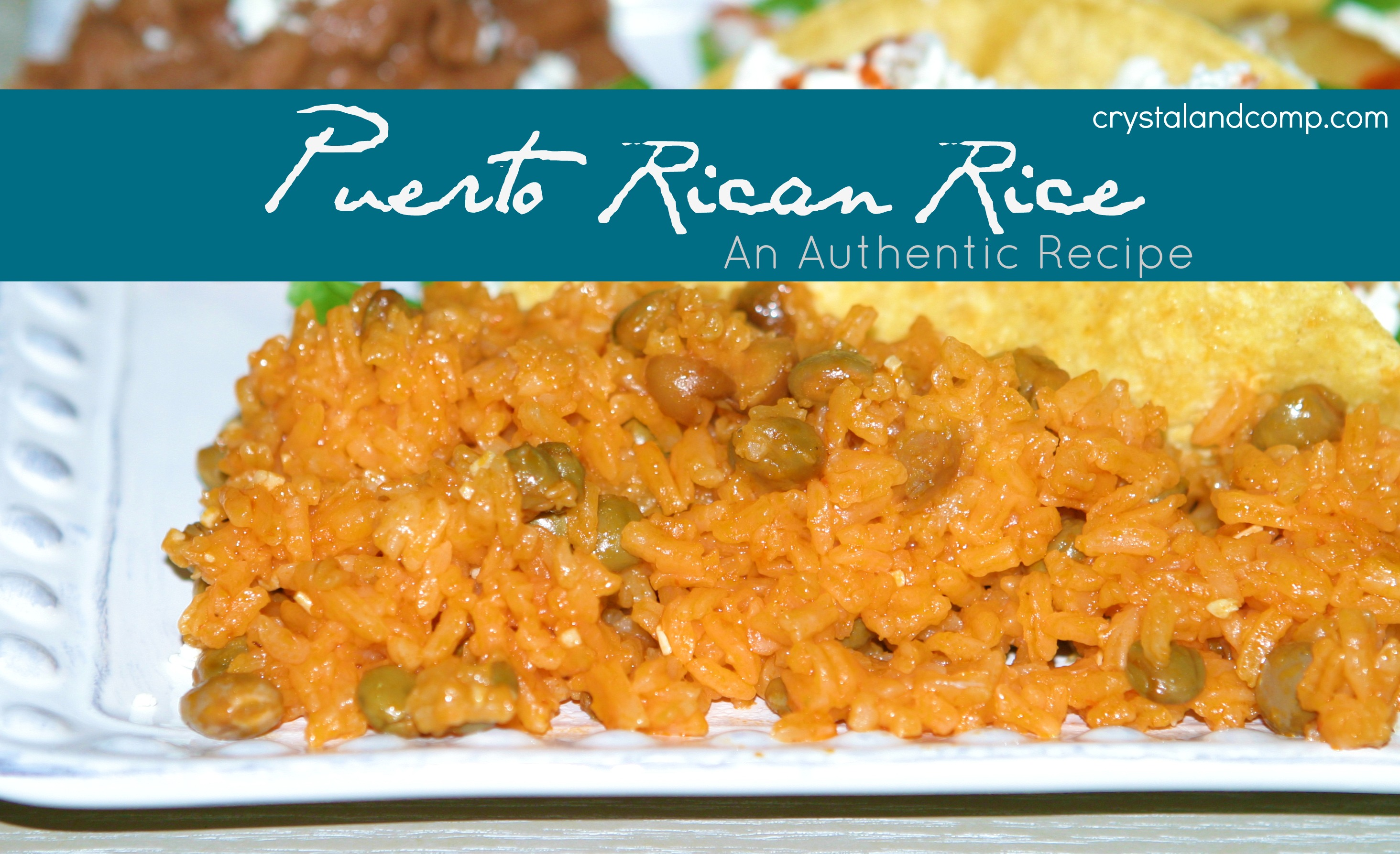 How to make gandules rice puerto rican rice forumfinder Images
