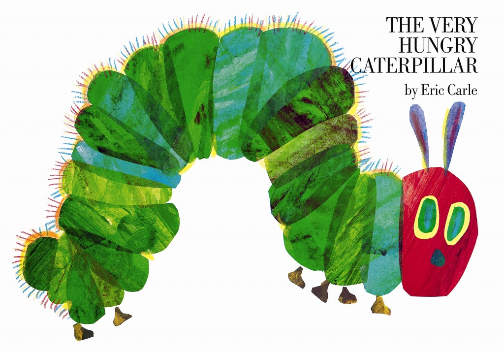 the very hungry cattapillar