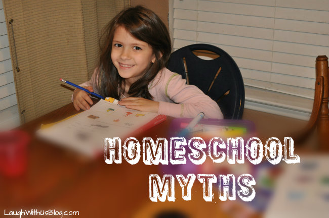 Homeschool-Myths