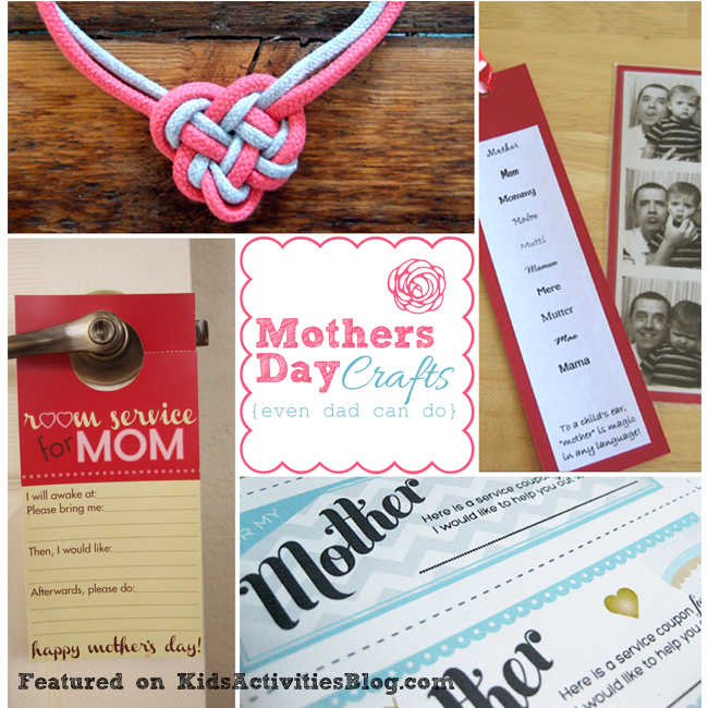 mothersday gifts you can make