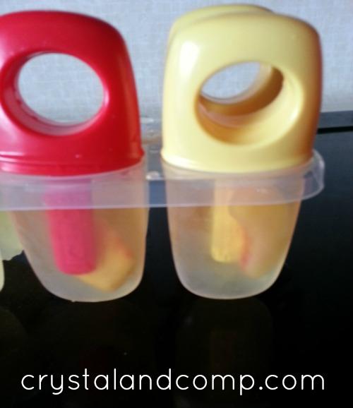 summer activity for kids: easy popsicles
