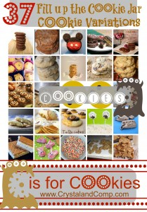 37 cookie variations
