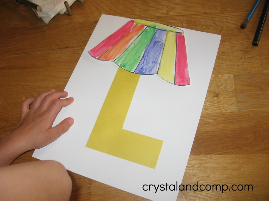 letter a crafts pinterest alphabet activities for preschoolers l is for lamp 19520 | L is for Lamp 4 1024x768