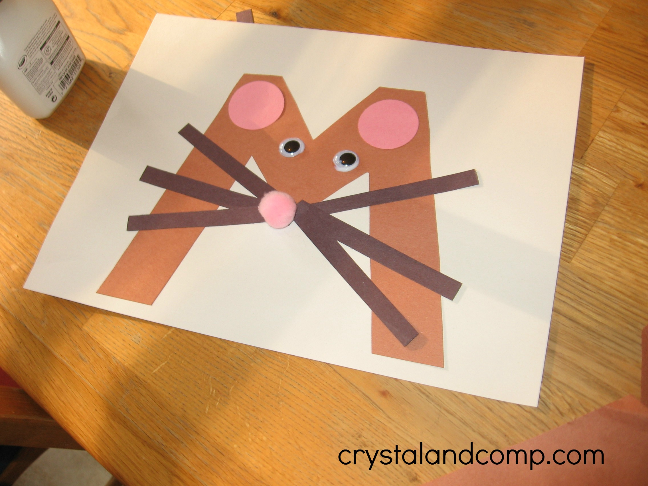mouse craft ideas alphabet activities for preschoolers m is for mouse 2514
