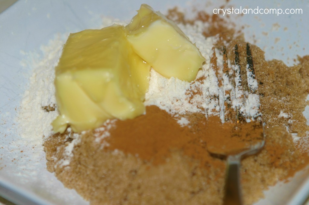 coffee cake topping