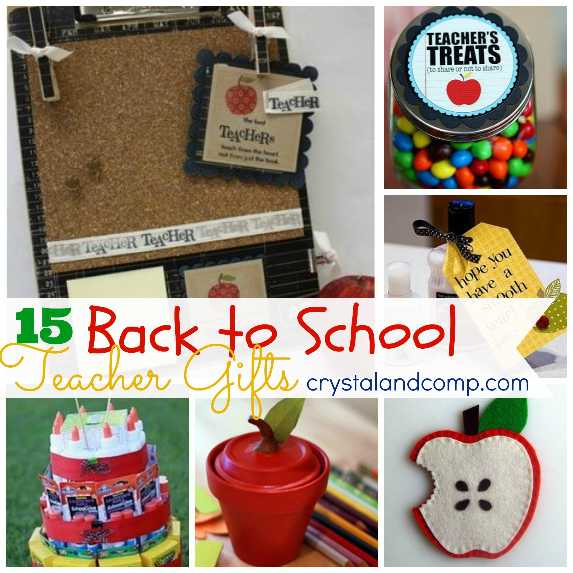 Back to school tips teacher gift ideas for Back to school decoration ideas for teachers