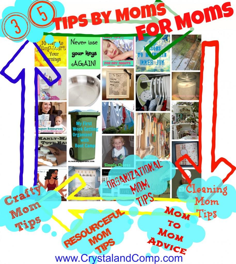 Mom to Mom Advice Tips