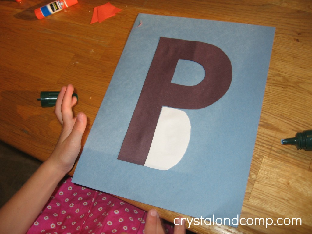 P is for Penguin (4) - crystalandcomp