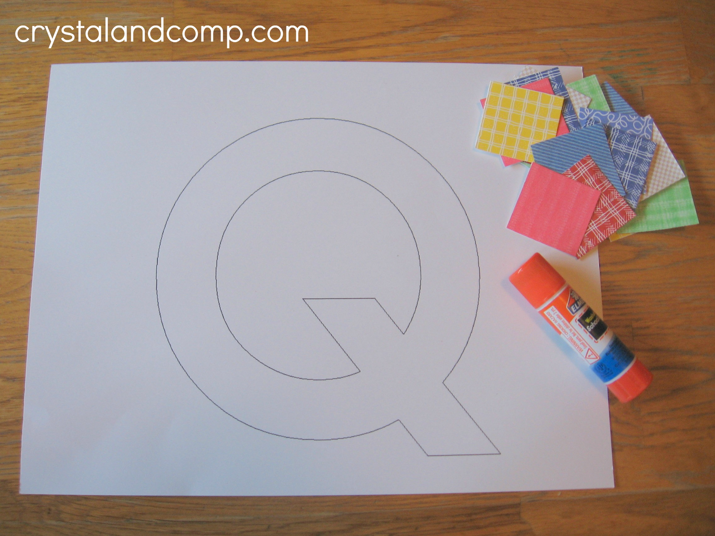 Letter of the Week: Q is for Quilt Craft : q is for quilt - Adamdwight.com
