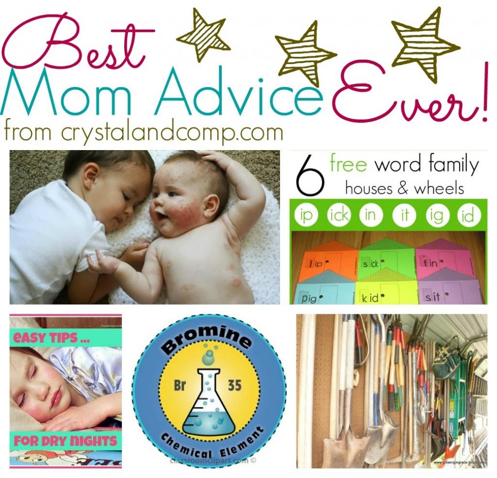 best mom advice