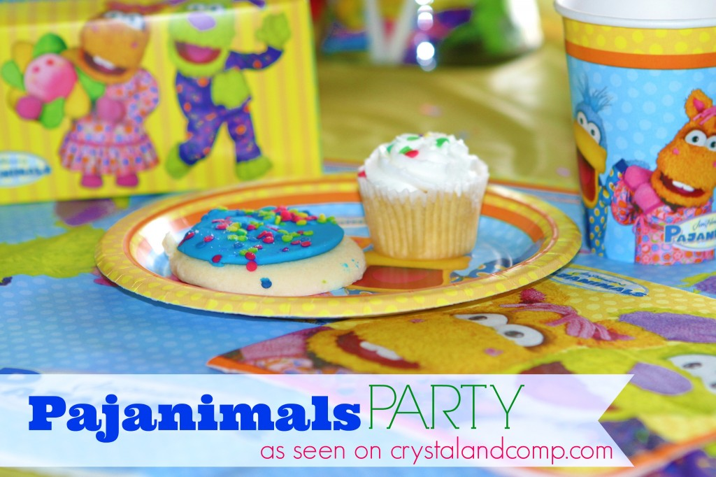 pajanimals party