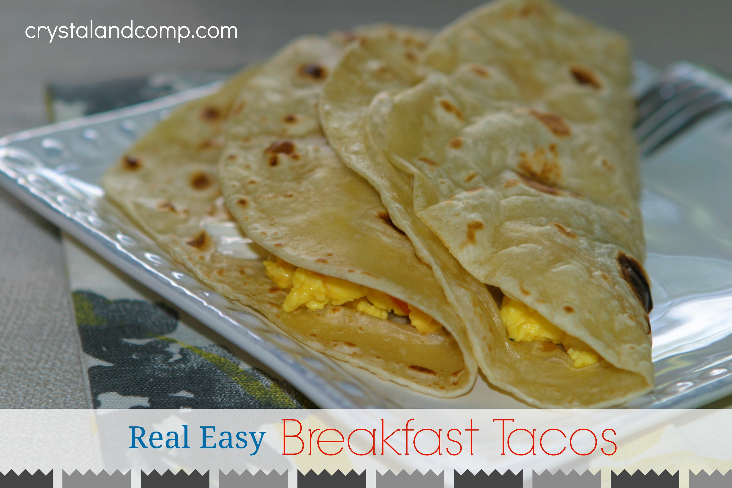 Real Easy Breakfast Recipe