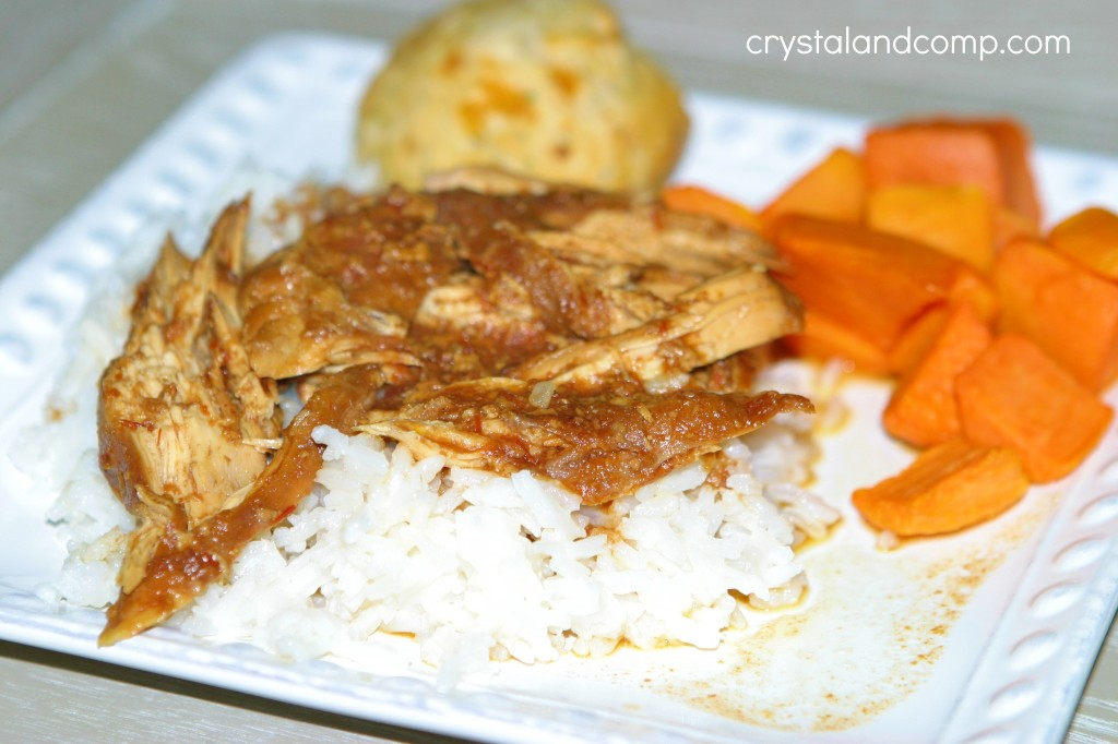 real easy recipes crockpot chicken