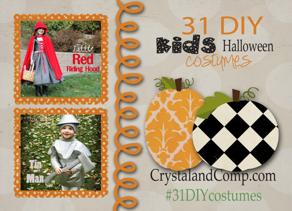 31 days of diy halloween costumes