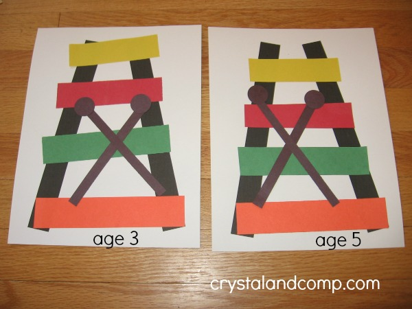 letter of the week crafts for preschoolers X is for xylophone #letteroftheweek