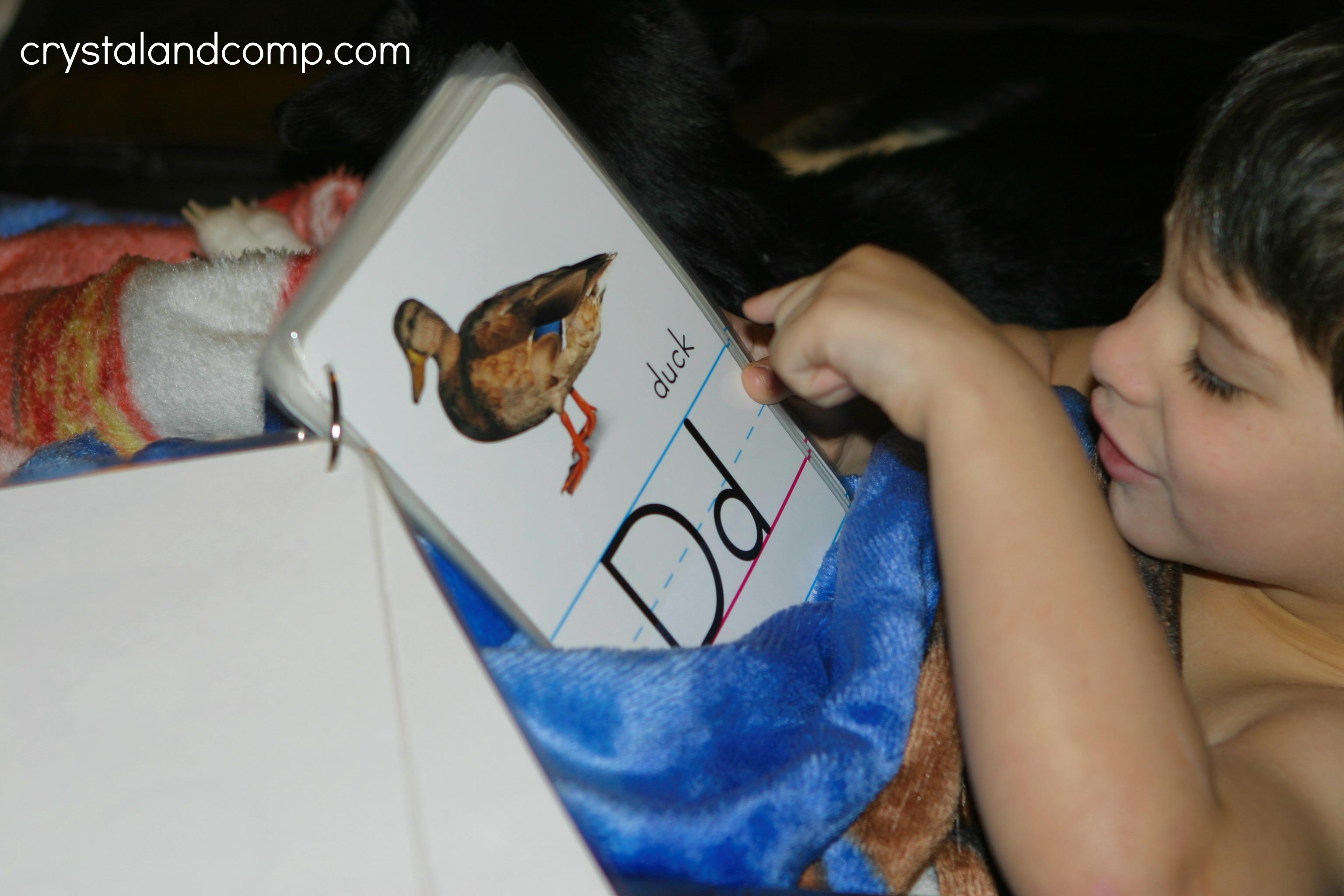 Your preschooler their abcs preschool alphabet flip book solutioingenieria Choice Image