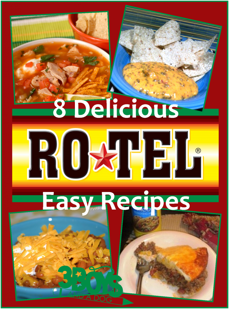 Rotel Recipes add some spice to your meal