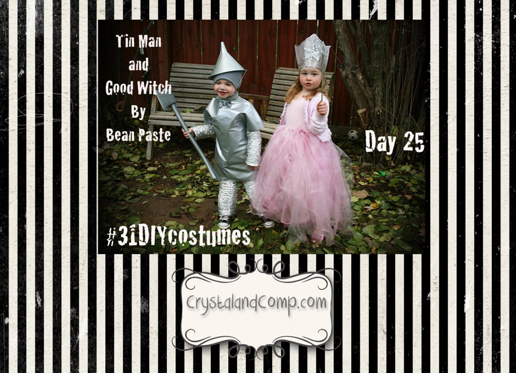 DIY Halloween Costumes: Wizard of Oz Costumes #31DIYCostumes