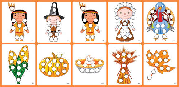 Preschool Thanksgiving Worksheets – Preschool Thanksgiving Worksheets Free Printables