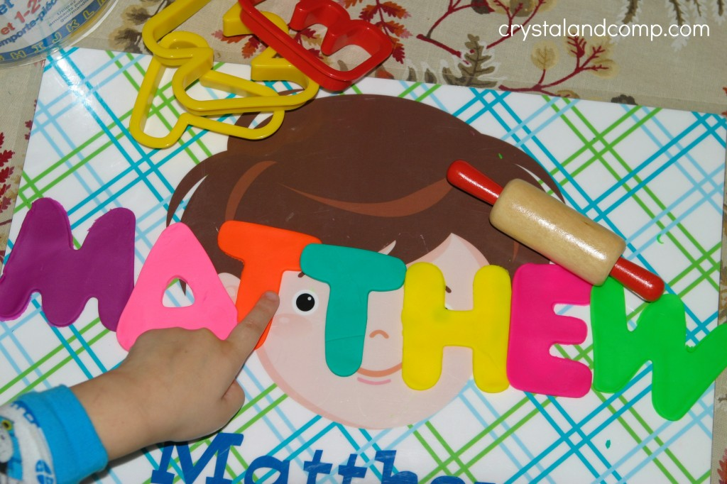 name practice for preschoolers