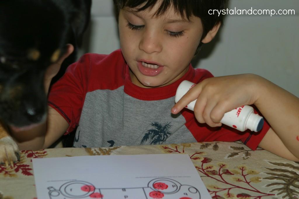 preschool letter worksheet c is for car
